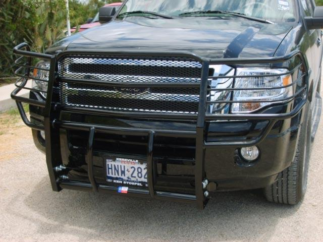 Ford Expedition Bumper Guard : Replacement bumper prerunner ford f forum